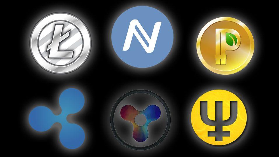 Her er seks alternativer til Bitcoin