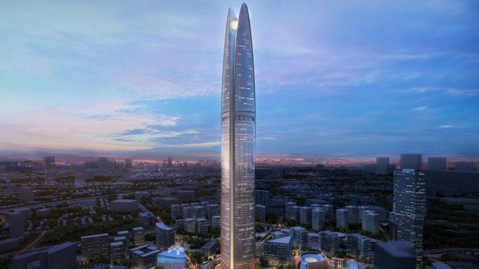 De bygger verdens første selvforsynte skyskraper