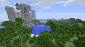 Kva vil du bygge i Minecraft?