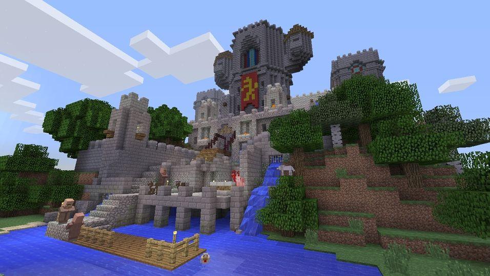 Minecraft lanserast på PlayStation 3 denne veka