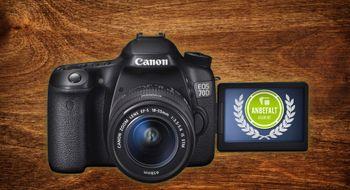 Test: Canon EOS 70D