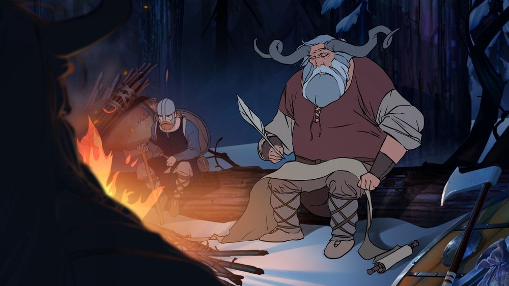 SNIKTITT: The Banner Saga