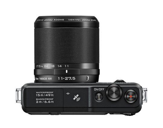 Nikon1 AW1 topp.
