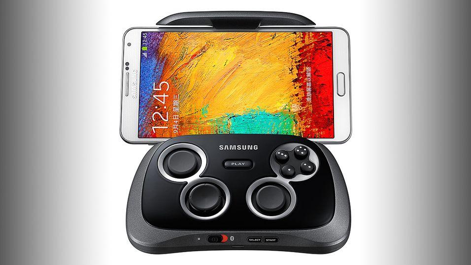 Med denne blir mobilen spillkonsoll