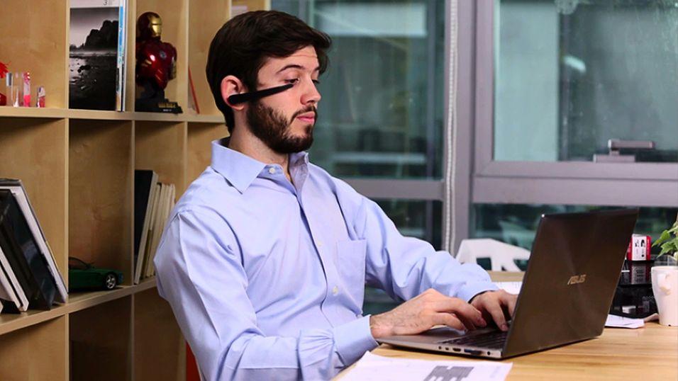 Denne ansikts-dingsen vekker søvnige brukere