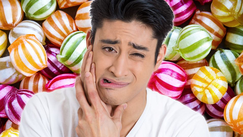 Forskere har funnet opp tannvennlig godteri