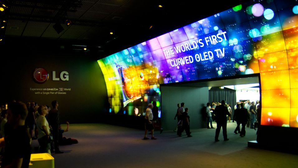 I år fikk vi endelig TV-teknologiene vi har ventet på