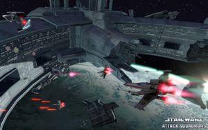 Star Wars: Attack Squadrons får du <em>ikke</em> spille.
