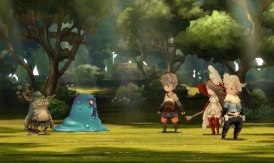 I kampane møtast heltar og udyr side om side. (Foto: Square Enix).