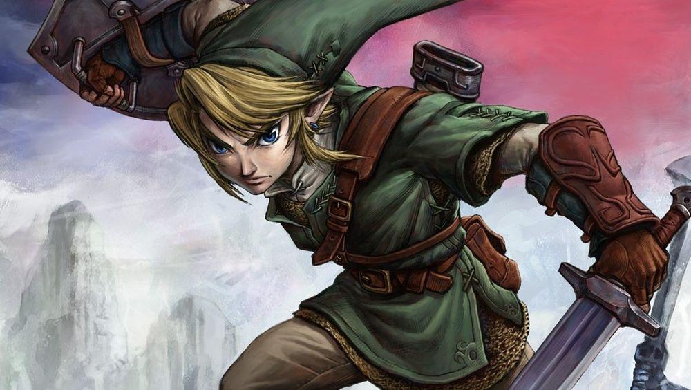 Do link og Zelda noensinne hekte