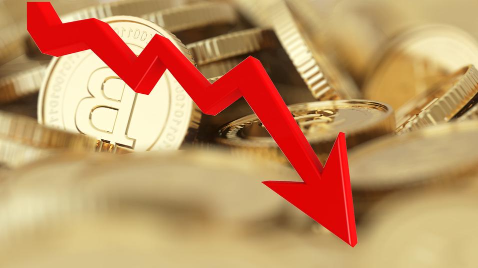 Nå stuper Bitcoin-verdien