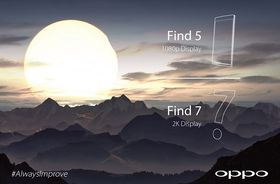 Dette er det vi vet om Oppo Find 7 så langt.