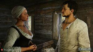 Et av de første bildene fra spillet (bilde: Warhorse Studios).