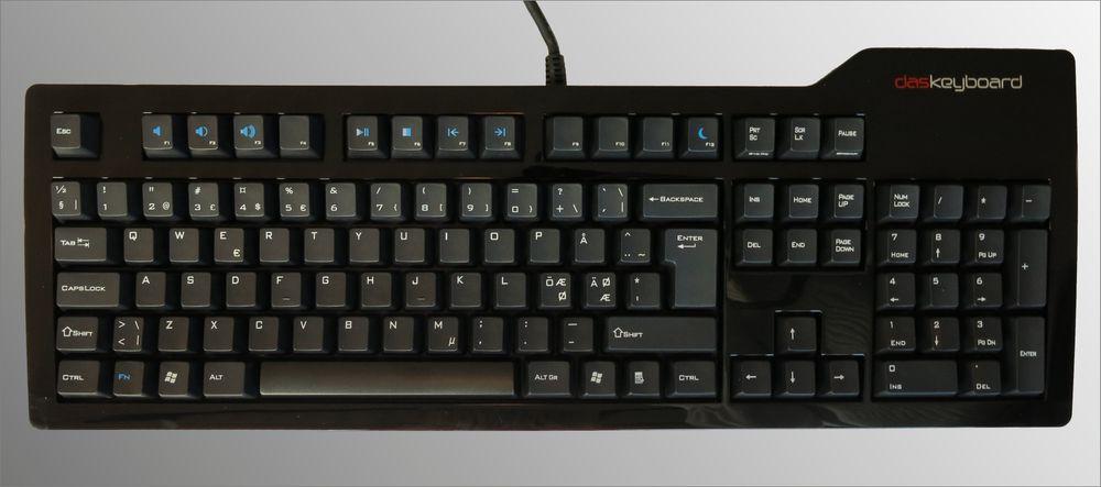 Das Keyboard Model S Professional.