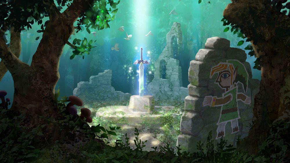 ANMELDELSE: The Legend of Zelda: A Link Between Worlds