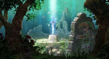 Test: The Legend of Zelda: A Link Between Worlds