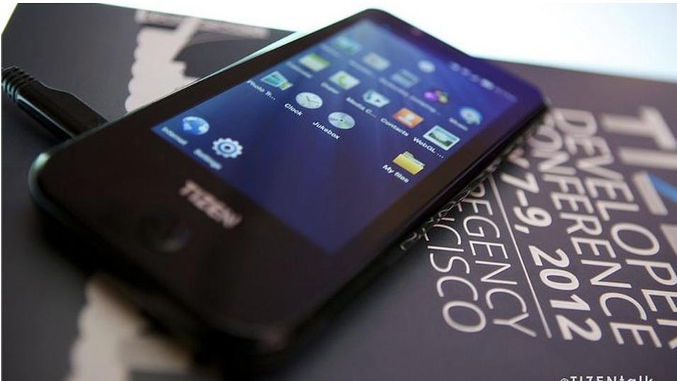 Dette er Samsungs nye operativsystem