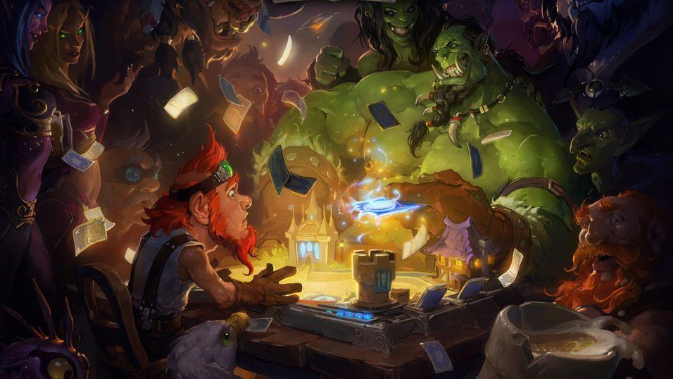 Blizzard utsetter den åpne Hearthstone-betatesten