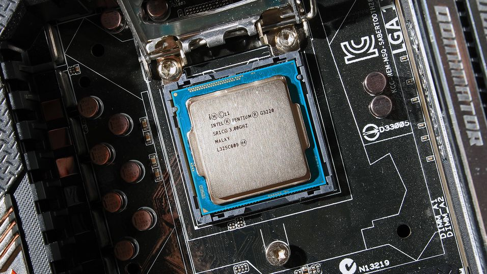 TEST: Intel Pentium G3220