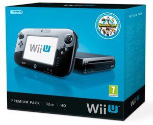 Wii U Premium Pack.
