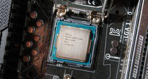 Test: Intel Core i3 4340