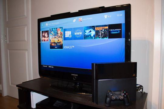 Nå støver PlayStation 4 ned i påvente av nye spill.