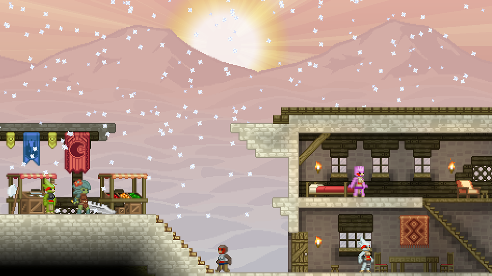 SNIKTITT: Starbound