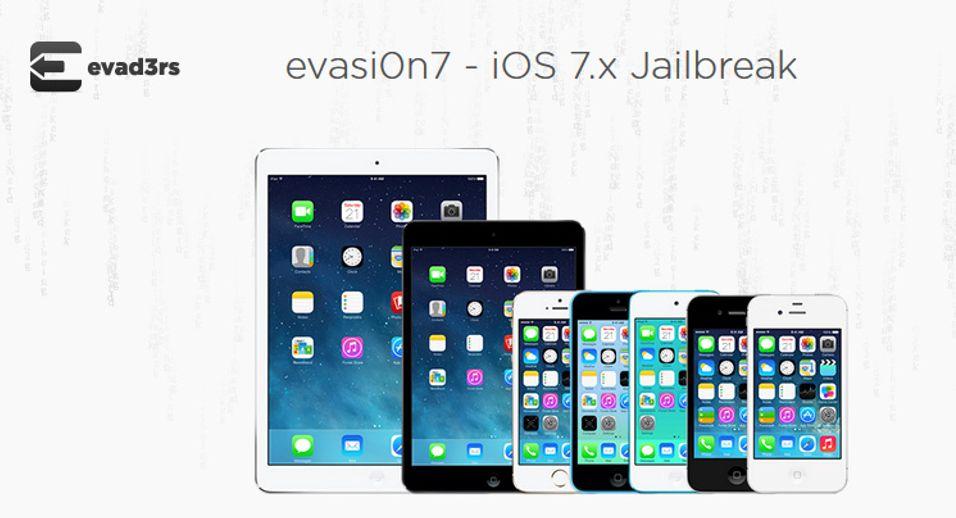 Alle typer iOS-enheter er støttet av den nye hacken.