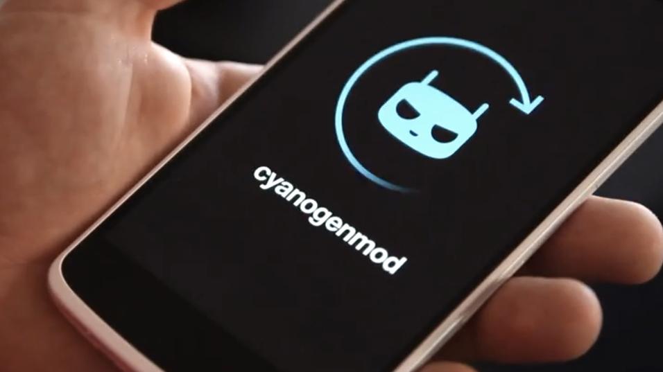 Her er noen av funksjonene i CyanogenMod-mobilen