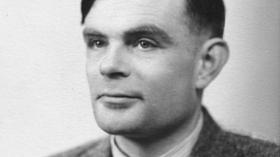 Mannen bak Turingtesten, Alan Turing.