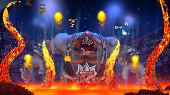 Rayman Legends (Ubisoft).