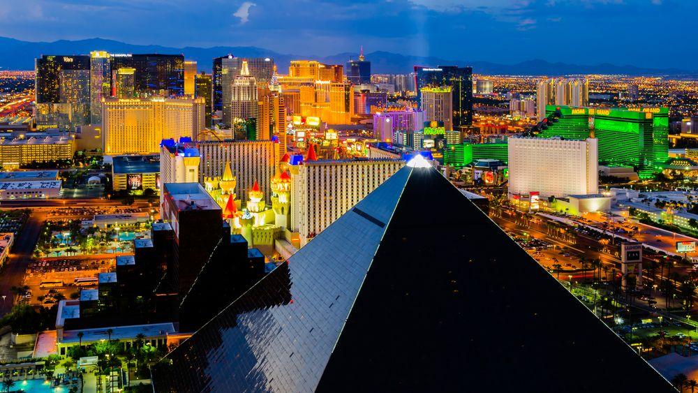 Verdens største forbrukerelektronikkmesse holdes i Las Vegas hvert år.