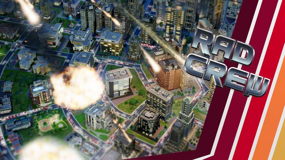 SimCity slet under lansering.