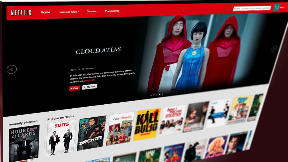 Kaller Netflix-kunder som bruker VPN for «pirater»