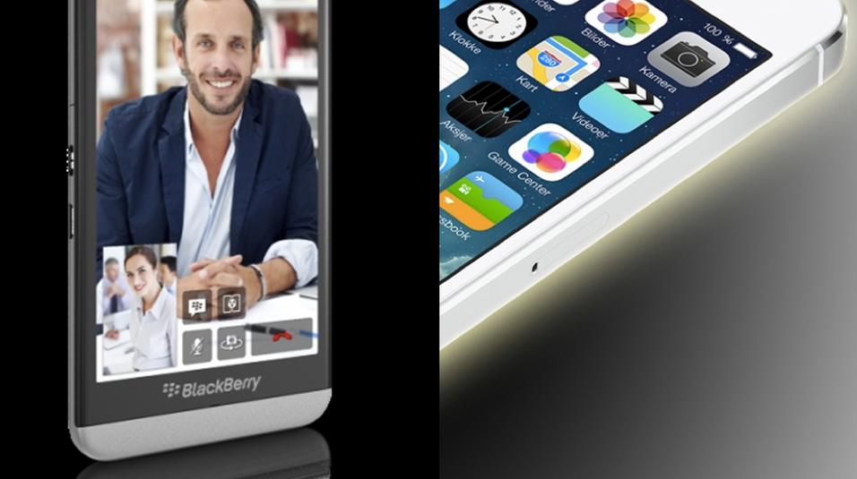 Hvilke mobileiere er de smarteste?