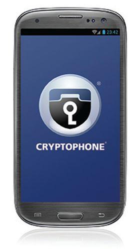 GSMK Cryptophone.