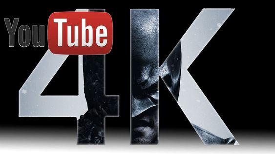 YouTube - nesten din eneste venn i 4K.