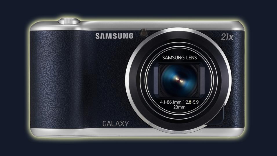 Galaxy Camera 2 er annonsert