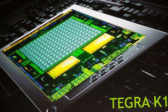 Nvidia Tegra K1 er basert på Kepler-arkitekturen vi kjenner fra GeForce-serien med skjermkort.