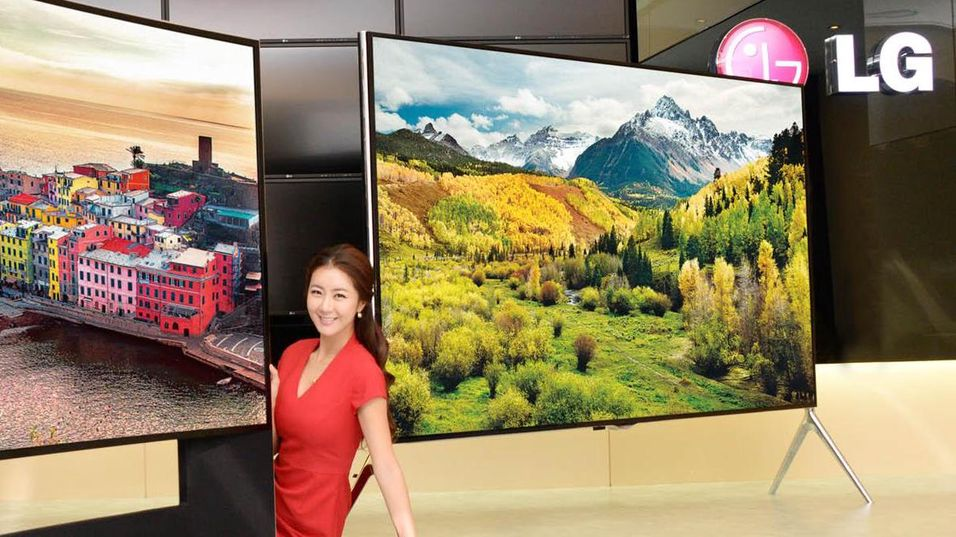 Dette er LGs nye 4K-TV