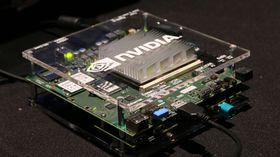 Qualcomm er ikke alene om å lage mobil verstinggrafikk. På CES 2014 fikk vi se Nvidias nye Tegra K1.
