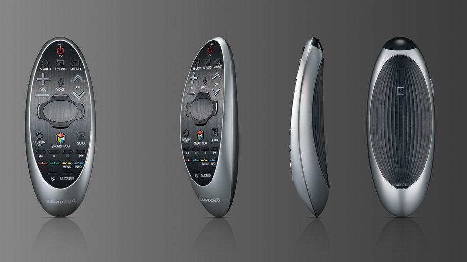 Samsung kommer med «Wii»-kontroll til sine nye TV-er