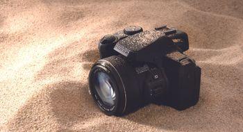 Viser frem langsynt og værtett kamera