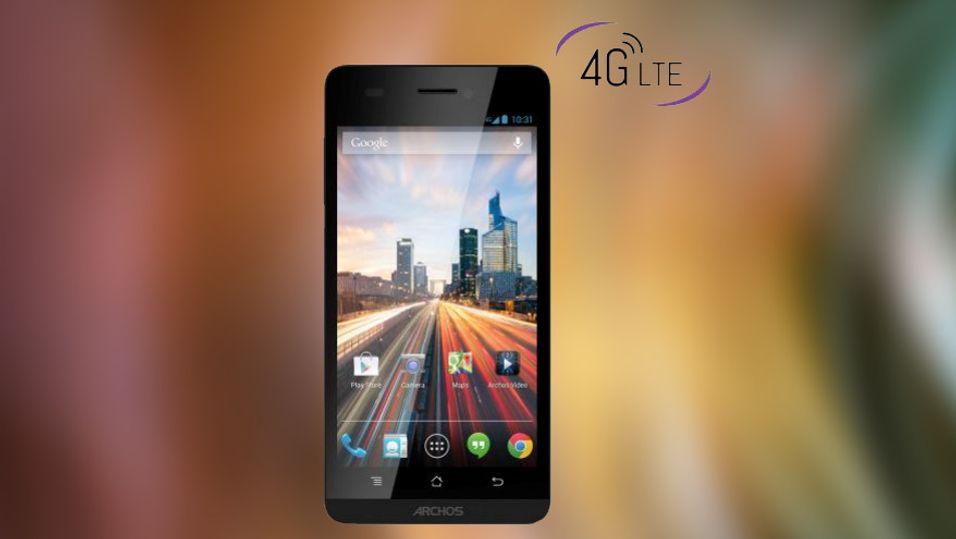 Ny aktør lanserte nye mobiler på CES