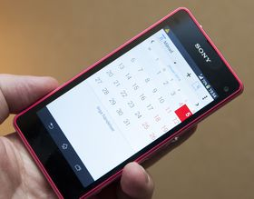 Foruten lavere oppløsning i skjermen, og mindre batteri, er Xperia Z1 Compact identisk med storebror.
