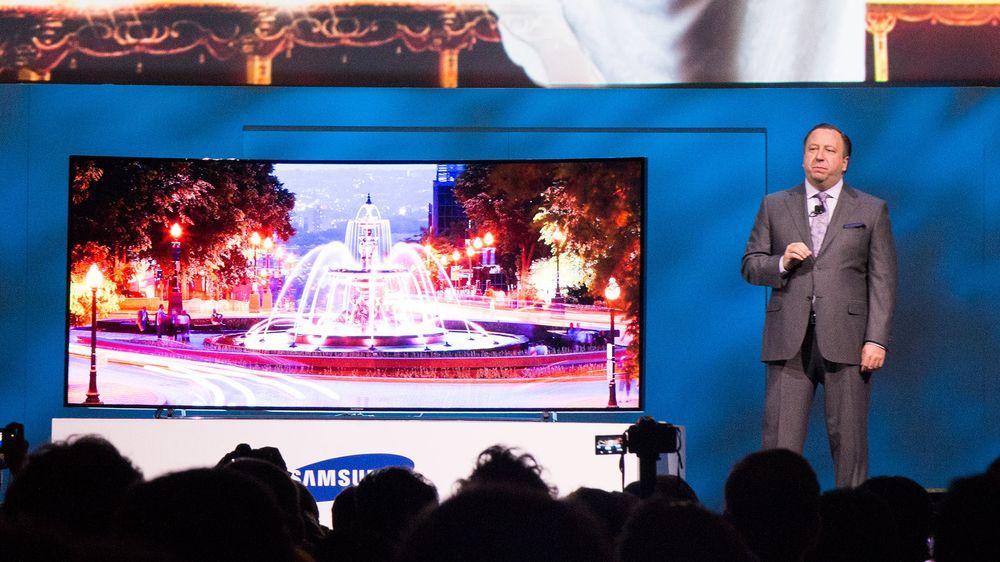Her er den nye, kurvede råtassen til Samsung
