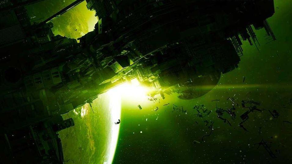 Spill Ripleys datter i Total War-skapernes Alien-spill