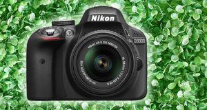 Nikon D3300 Nikon vil at dette skal bli din første speilrefleks