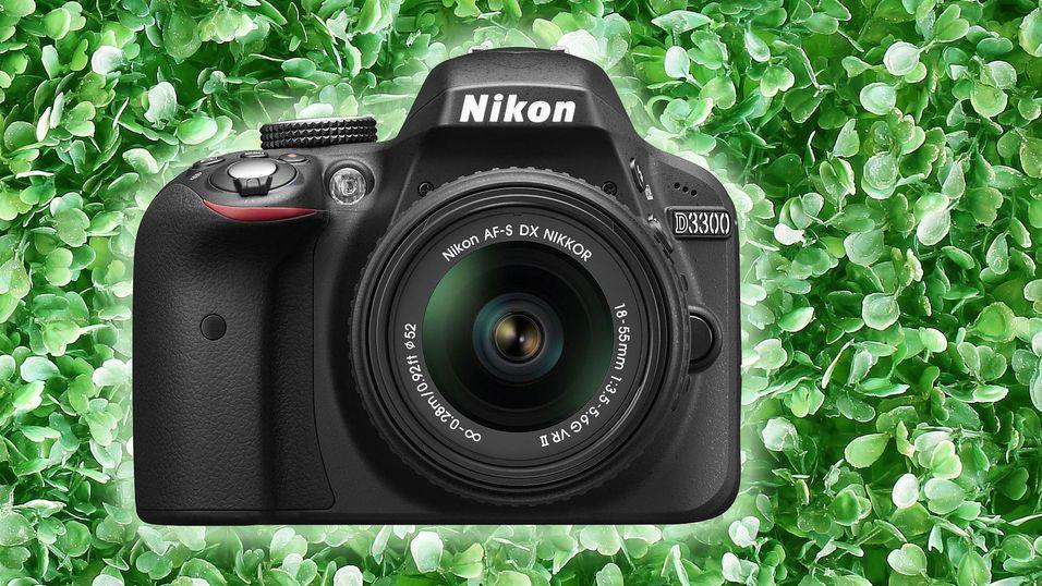 SNIKTITT: Nikon vil at dette skal bli din første speilrefleks