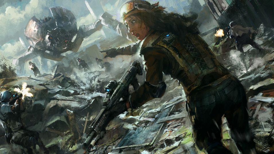 – Blanding av Left 4 Dead og Shadow of the Colossus